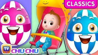 ChuChu TV Classics - Baby Vehicles for Kids | Surprise Eggs Nursery Rhymes