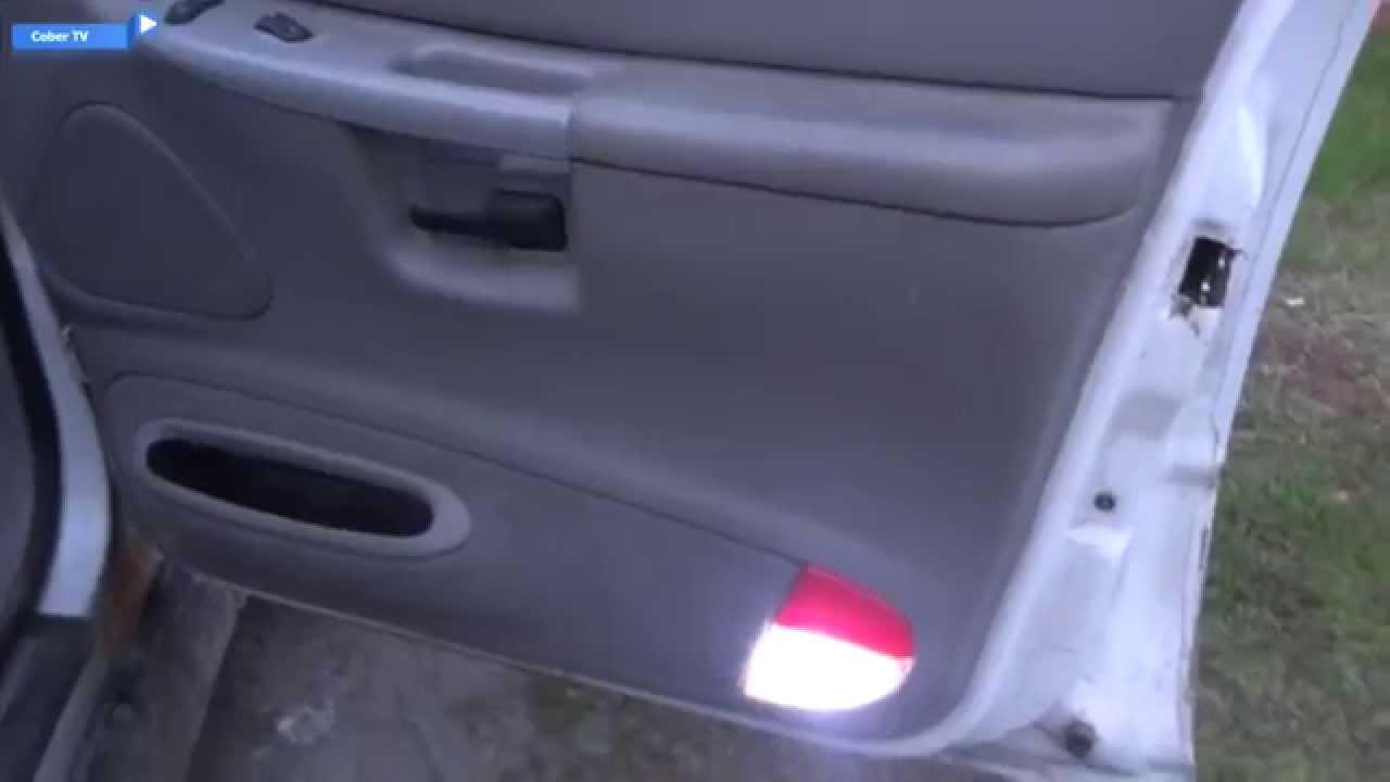 ford fusion проводка в водительскую дверь