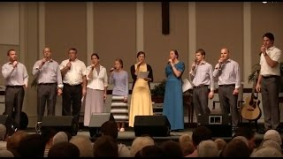 The Nolt Family and Garment of Praise