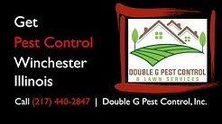 Pest Control Winchester Illinois