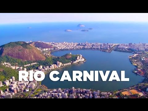 Traveling around Rio de Janiero during Carnival