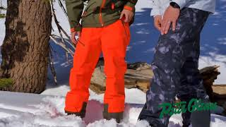 2018 The North Face Fresh Tracks Ski Pant Review By Peter Glenn
