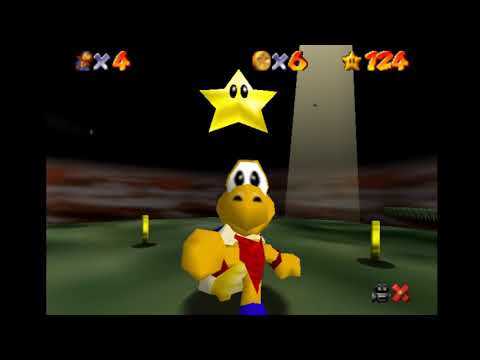 Play As Koopa Troopa In Super Mario 64