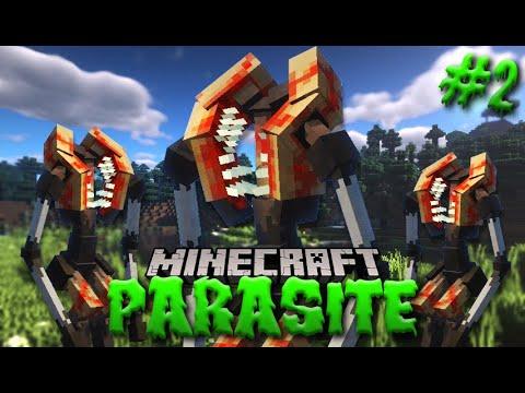 โดนปรสิตบุกถึงบ้าน!? | Minecraft Parasite EP.2