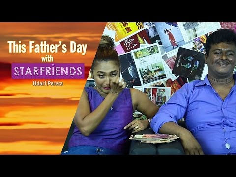 Father's Day with Starfriends - [Udari Perera] - 2016