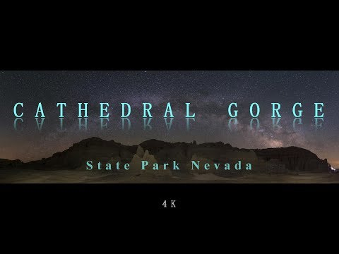 Cathedral Gorge 4K Project