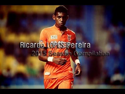 로페즈 ▶ Ricardo Lopes Pereira ● 2015 Season Compilation