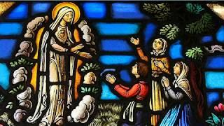 Kinh Mân Côi Kinh Tình Yêu - Nhớ 3 Mệnh Lệnh Fatima - Ảnh Phép Lạ Chúa Giêsu