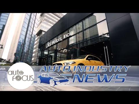 Mercedes-Benz Opens New Showroom in BGC | Auto Industry News