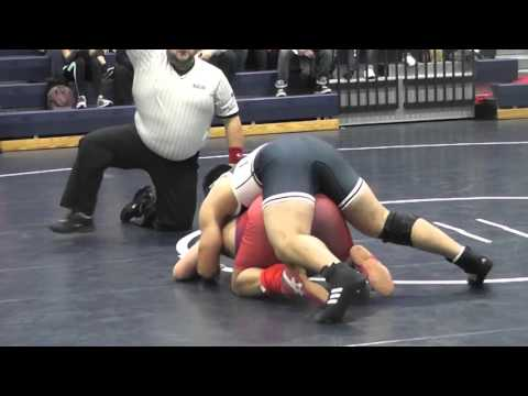 New Brunswick vs Plainfield High School Varsity Wrestling 2-3-16 Part 1
