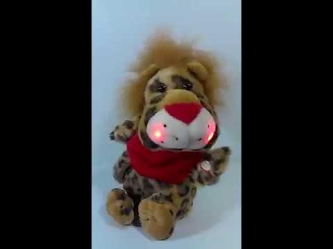 Dan Dee Singing Lion