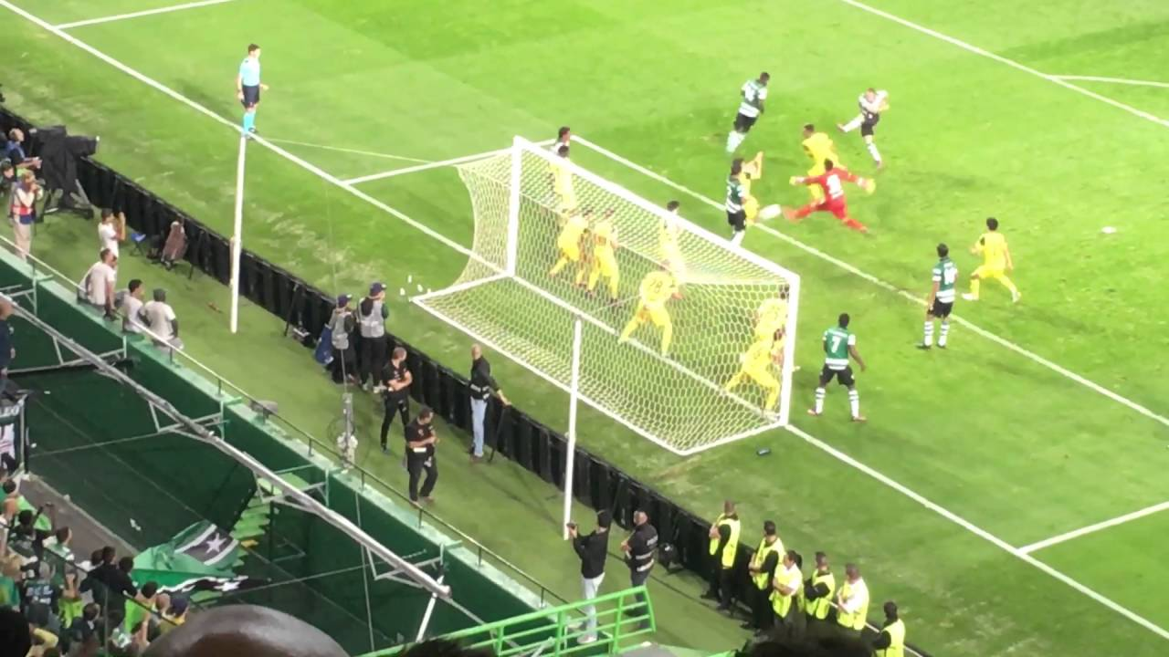 Download GOLO Bruno César   SPORTING CP 1-2 B. DORTMUND   Uefa Champions League 2016/2017