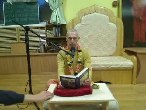 Шримад Бхагаватам 3.30.30-31 - Дамодара Пандит прабху