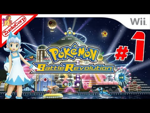 [Wii] Pokemon Battle Revolution - Part# 1 V/S Taylor LEADER   (EN ESPAÑOL) 12/04/2014