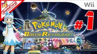 [Wii] Pokemon Battle Revolution - Part# 1 V/S Taylor LEADER   (EN ESPAÑOL) 12/04/2014