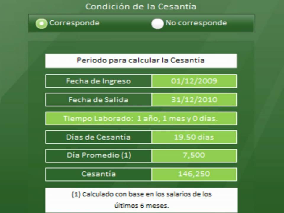 Liquidacion Laboral - Bufete de Abogados en Costa Rica
