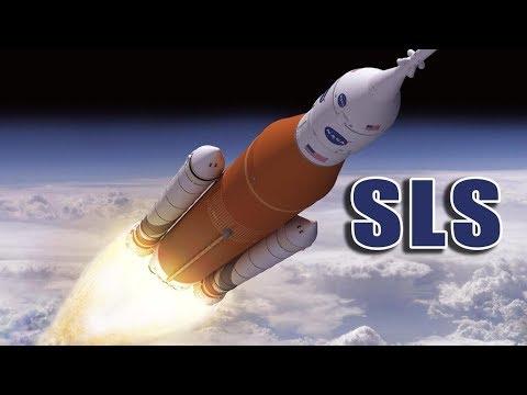 SLS : La nouvelle Fusée Monstre de la NASA ! - LDDE