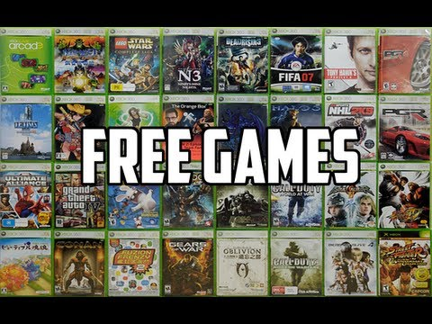 Xbox Live How To Get 2 Free Games Every Month Free Game