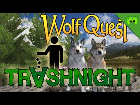 WOLFQUEST 🎮 Trashnight #145