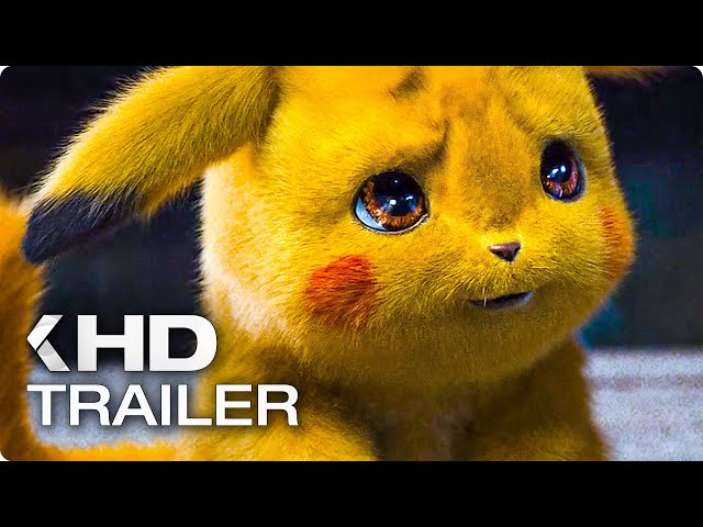POKEMON: Meisterdetektiv Pikachu Trailer German Deutsch (2019)