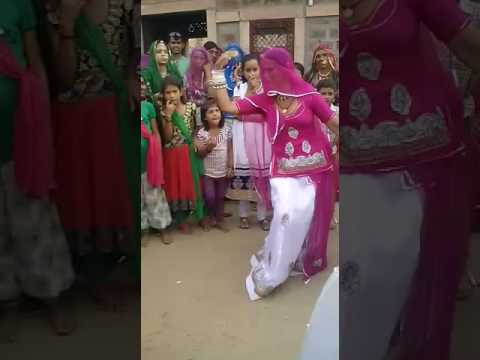 New Bishnoi Woman Dance