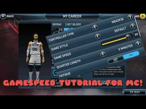 NBA 2K18 - FaceUp Tutorial | NBA city