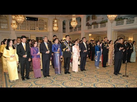 The 87th Birthday Anniversiary of His Majesty King Bhumibol Adulyadej of Thailand : Part 1