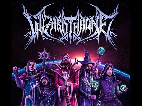 new band WIZARDTHRONE feat. members of Alestorm, Nekrogoblikon, Gloryhammer, Forlorn, Aether Realm