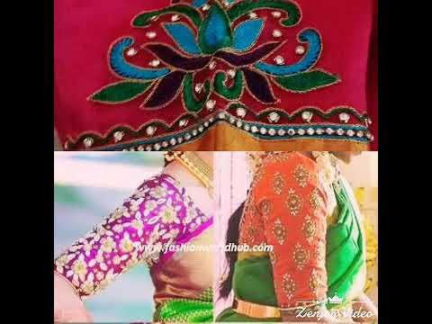 c7c4378b07387 Laxmi Billa how to maggam work fashion design Lakshmi Devi Birla ...