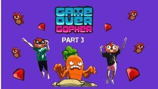 Science Kidz -Game over gopher part 3- Melon Mayhem!