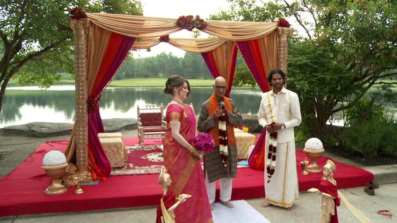 Garland Exchange An Indian Wedding Tradition At