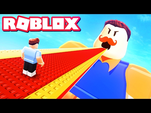 Thumbnail: HELLO NEIGHBOR OBBY IN ROBLOX
