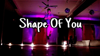 Valentines Special | Shape Of You - Ed Sheeran | Dance Choreography | Full Video Ashish Bhatia