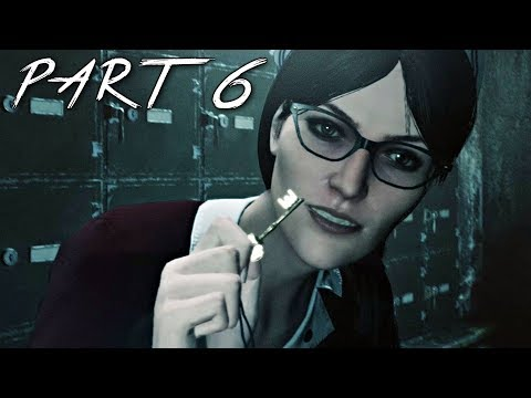 THE EVIL WITHIN 2 Walkthrough Gameplay Part 6 - Shooting Range (PS4 Pro)