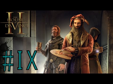 The House of Da Vinci II # IX |