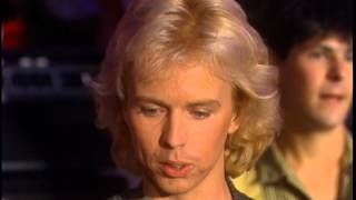 Dick Clark Interviews Tommy Shaw- American Bandstand 1984