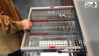 Zmywarka do zabudowy 60 cm Bosch SMV68TX04E
