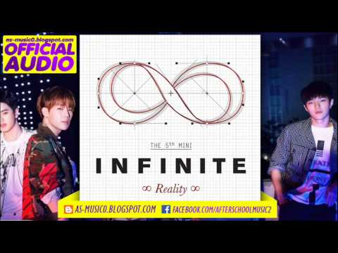 [MP3/DL]04. INFINITE (인피니트) - Footstep (발걸음) ['Reality' 5th Mini Album]