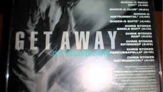 "Bobby Brown ""Get Away"" (Chris Stokes Raw Mix)"