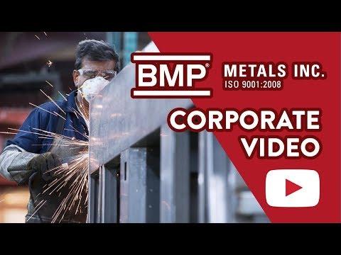 BMP Metals | Custom Precision Metal Fabrication