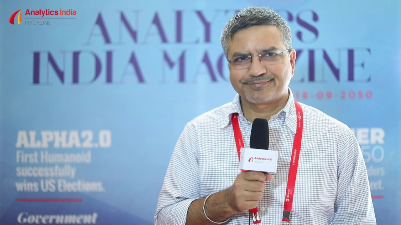 DR. AJAY BAKSHI, Co-Founder & CEO at BuddhiMed Technologies: Cypher 2019