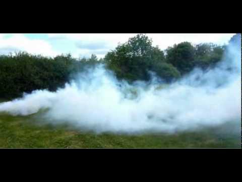 outdoor smoke machine