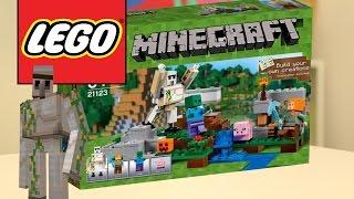 LEGO MINECRAFT - Iron Golem