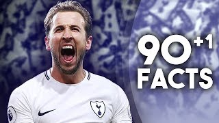 90+1 Facts About Harry Kane!