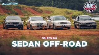 100 JUTA CHALLENGE: SEDAN DISURUH OFF-ROAD (3/6)