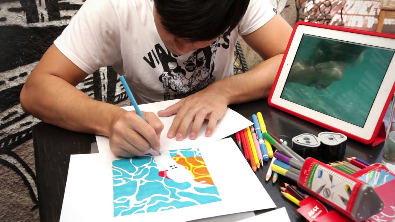 faber  castell  youtube