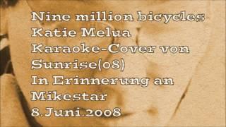 Nine million bicycles - im Stile von Katie Melua (Karaoke-Cover)