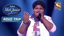 Retro Track Junior Idol   Indian Idol Junior Road Trip