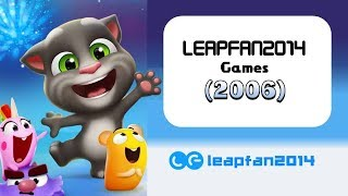 LeapFan2014 Games (2006, Nintendo DS Variant)