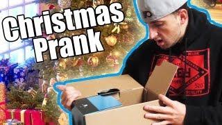 CHRISTMAS PRESENT PRANK 2012 - PrankvsPrank